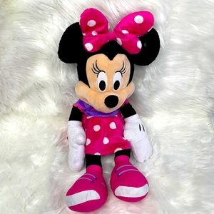 """Minnie Mouse Stuffed Toy 23"""""""